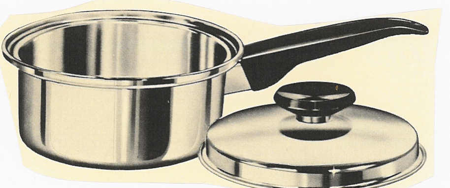 Flavorite Cookware Stainless Steel Waterless Cookware