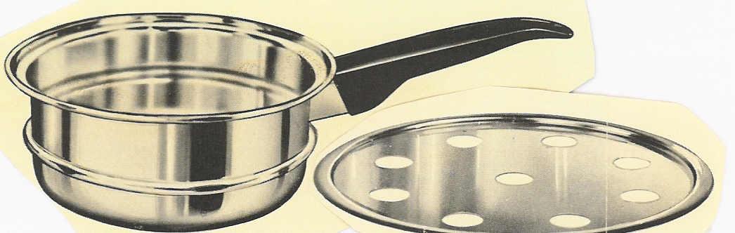 Flavorite Cookware Stainless Steel Waterless Cookware